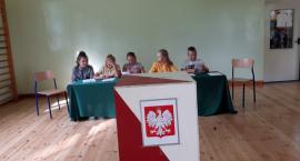 Wybory Samorządu Uczniowskiego w Chociszewie