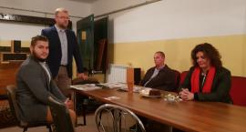 Paweł Kłobukowski Spotkanie wyborcze Ciućkowo