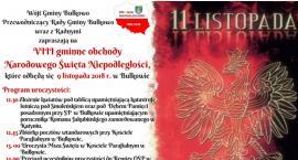 VIII Gminne obchody Narodowego Święta Niepodległości w Bulkowie