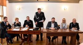 Posiedzenie Zarządu Miejsko- Gminnego ZOSP RP w Wyszogrodzie