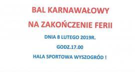 Bal Karnawałowy Wyszogród