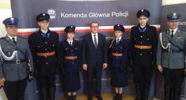KADECI NA VI CHARYTATYWNYM BALU OFICERSKIM POLICJI