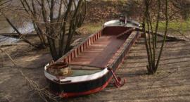 Barka Herbatnik w Muzeum w Wyszogrodzie