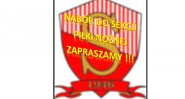LKS Stegny ogłasza nabór