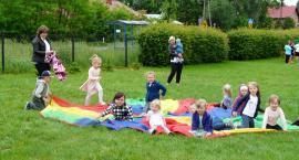 Piknik rodzinny w Szkole Podstawowej w Rębowie
