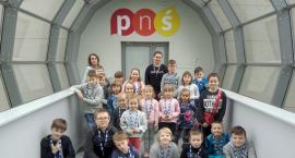 Wycieczka do Warszawy uczniów ze Szkoły Podstawowej w Rębowie