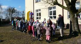 Pierwszy Dzień Wiosny w Szkole Podstawowej w Rębowie