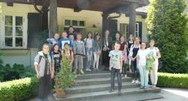 Wycieczka Szkoły Podstawowej w Rębowie do Muzeum Wsi Mazowieckiej w Sierpcu