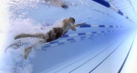 Nauka pływania dziecka