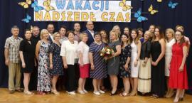 Zakończenie roku szkolnego w Zespole Szkół im. Jana Śniadeckiego w Wyszogrodzie