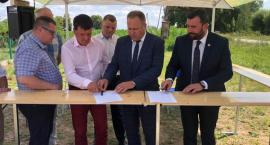 Rozpoczął się remont ostatniego odcinka drogi Bulkowo – Worowice – granica powiatu