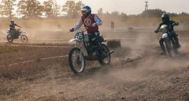 VI Cross Country Motocykli Zabytkowych i Klasycznych w Kurdwanowie.