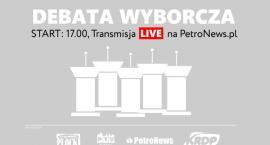Dziś o 17 debata wyborcza, Płock