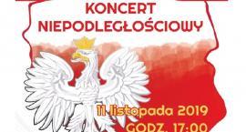 11 XI 2019 ZS im. Jana Śniadeckiego Wyszogród zaprasza na Koncert Niepodległościowy