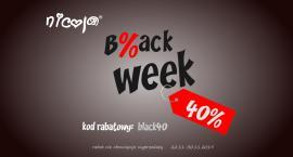 Black Week - PRODUCENT UBRANEK DZIECIĘCYCH OSZALAŁ! - 40% rabat !
