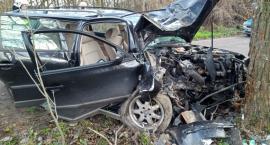 Wypadek w miejscowości Bolino - 28.11.2019