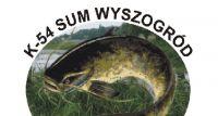III Zawody Spinningowe Koła Sum 54 Wyszogród z cyklu GPX 2015