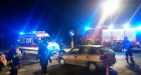 Wypadek w Kamionie 29 grudnia 2015