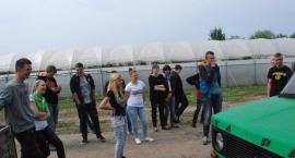 Wycieczka do gospodarstwa ZS Czerwińsk