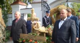 Wieniec Koła Gospodyń Wiejskich z  Rębowa  reprezentował Gminę Wyszogród na Dożynkach Powiatowych.