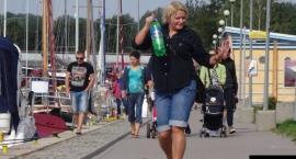 Jolanta Kęsicka  zdobywczyni III miejsca w konkursie na najaktywniejszą liderkę obszarów wiejskich.