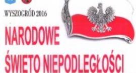Zaproszenie na obchody Narodowego Święta Niepodległości.