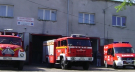 Pożar poddasza w domu jednorodzinnym w Wyszogrodzie.