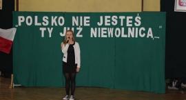 Narodowe Święto Niepodległości 11 listopada w Z S im. Jana Śniadeckiego w Wyszogrodzie