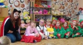 Święto Bajek w Przedszkolu Samorządowym w Wyszogrodzie.