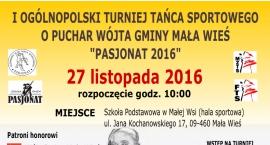 Ogólnopolski Turniej Tańca o Puchar Wójta gminy Mała Wieś