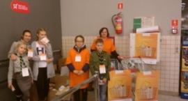 Świąteczna Zbiórka Żywności w Wyszogrodzie - 26 listopada - Mila.