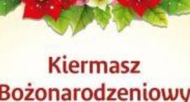 Kiermasz Bożonarodzeniowy  w Wyszogrodzie .