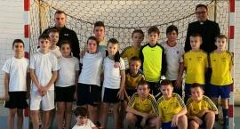 Ministranci z Parafii Św. Trójcy w Wyszogrodzie w turnieju piłki nożnej zajęli  II miejsce.