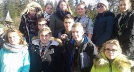Betlejemskie Światło Pokoju w Wyszogrodzie przejęte w Słowacji przez wyszogrodzkich harcerzy.