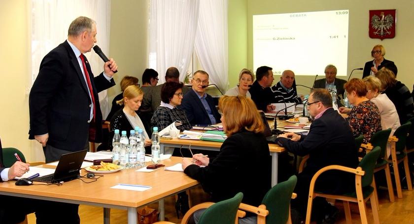 wojt-rada-urzad-wybory-zebrania, SESJI GMINY IZABELIN - zdjęcie, fotografia
