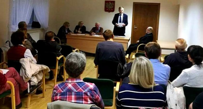 wojt-rada-urzad-wybory-zebrania, SPOTKANIU MIESZKAŃCÓW IZABELINA - zdjęcie, fotografia