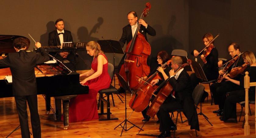 uroczystosci-festyny-rajdy-koncerty, UROCZYSTE ZAKOŃCZENIE FESTIWALU KRAINIE CHOPINA - zdjęcie, fotografia