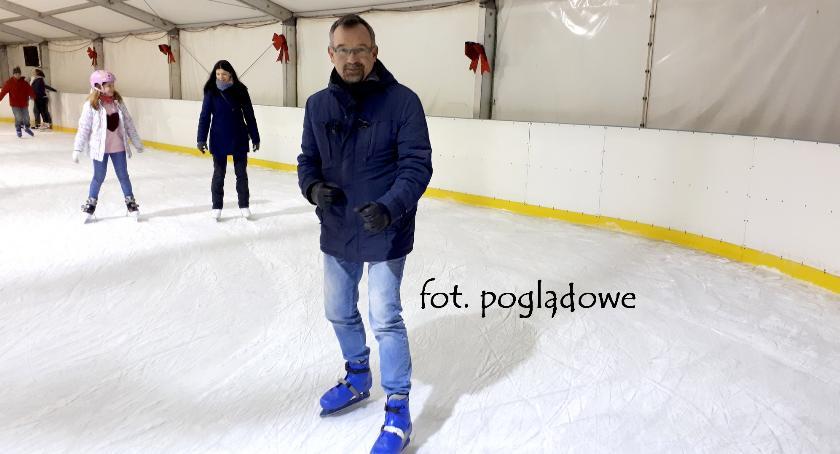 sporty-zimowe, LODOWISKO IZABELINIE - zdjęcie, fotografia