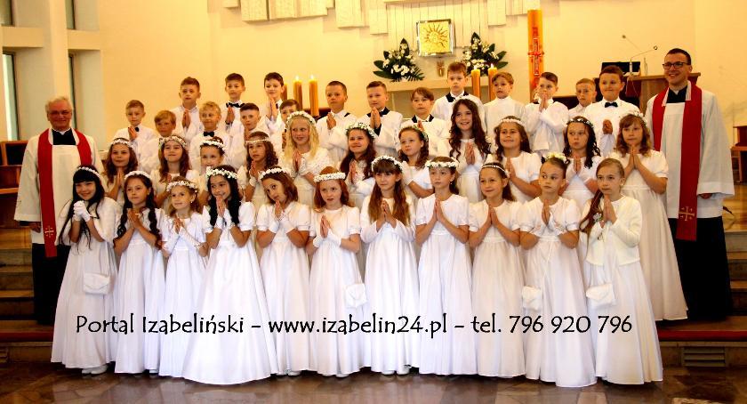 uroczystosci-procesje-odpusty-festyny, KOMUNIA LASKACH - zdjęcie, fotografia