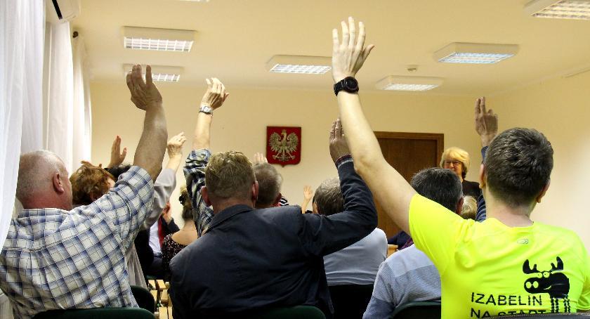 wojt-rada-urzad-wybory-zebrania, FUNDUSZ SOŁECKI IZABELINA - zdjęcie, fotografia