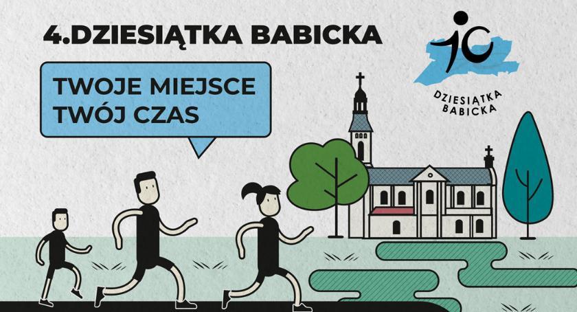 bieganie, DZIESIĄTKA BABICKA CZWARTY ZAPISY WYSTARTOWAŁY! - zdjęcie, fotografia