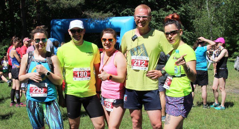 bieganie, TRUSKAWKI - zdjęcie, fotografia