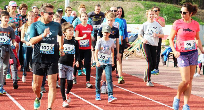 bieganie, ZNANY CHODZIARZ IZABELINIE - zdjęcie, fotografia