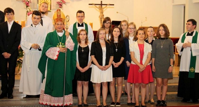 duszpasterze-grupy-parafialne, BIERZMOWANIE KONCERT LASKACH - zdjęcie, fotografia