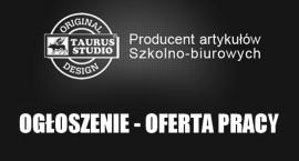 TOURUS STUDIO W MOŚCISKACH POSZUKUJE DO PRACY