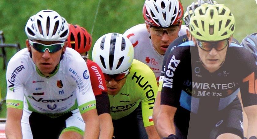 Sport, Wyścig kolarski Kozienicach - zdjęcie, fotografia