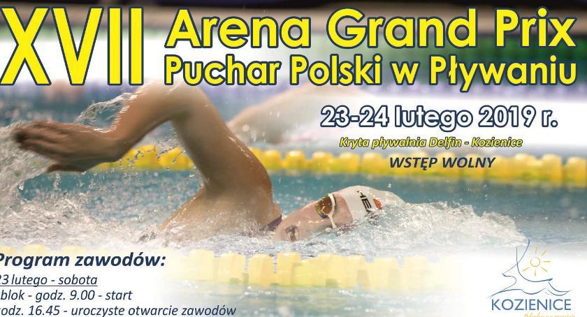 Sport, Arena Grand Polski Pływaniu - zdjęcie, fotografia