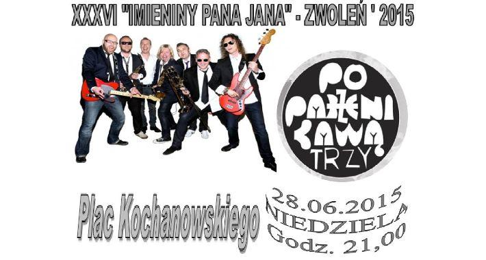 Koncerty, Imieniny Zwoleń - zdjęcie, fotografia