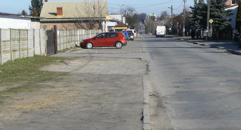 Inwestycje, przebudować Targową Majora Hubala Zwoleniu - zdjęcie, fotografia