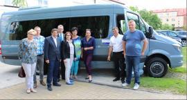 Warsztat Terapii Zajęciowej w Wilczowoli otrzymał nowy samochód